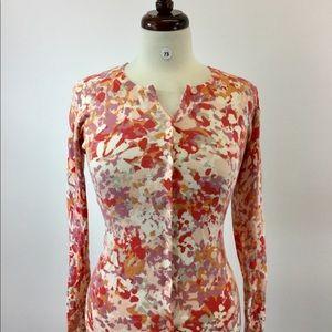 Merona Multi Designer Shirt Size S (B-73)